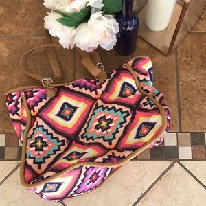Handbags - Tribal Tote Bag